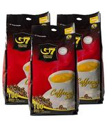 Trung Nguyen - G7 3 In 1 Instant Coffee - 100 Packets (3 Pack) | Roasted... - $89.99