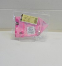 Longaberger 2009 Hershey Kisses Trinket Bag Liner Only Pink Valentines  - $6.88