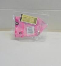 Longaberger 2009 Hershey Kisses Trinket Bag Liner Only Pink Valentines  - $6.88