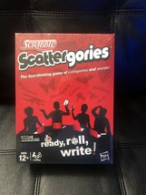 Scrabble Scattergories Game - New Sealed - Hasbro Family Board Game - $38.47