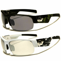 New Camouflage Sports Hunting Outdoors Sunglasses Duck Dynasty White Black Camo - $5.93+