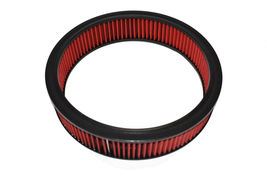 """14"""" High Flow Replacement Air Cleaner Assembly w/ Round Air Filter Element Kit image 8"""