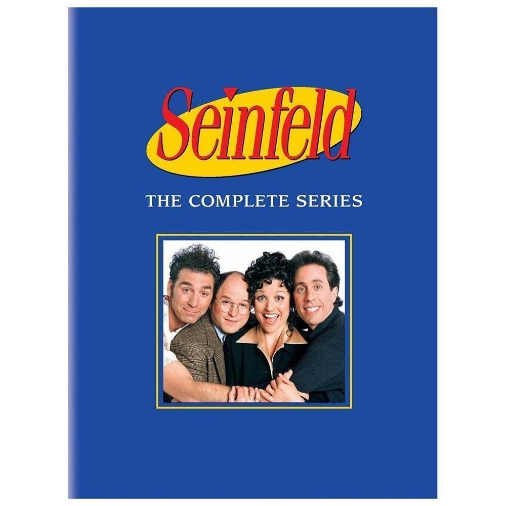 Seinfeld: The Complete Series Box Set (DVD) NEW TV Season Comedy Jerry Seinfeld