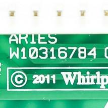 W10878993 Whirlpool User Interface Board OEM W10878993 - $341.50
