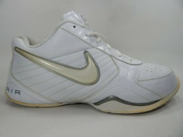 Nike Air Baseline Low Sz 12 M (D) EU 46 Men's Basketball Shoes White 386... - $34.99