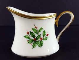 "LENOX China Holiday Dimension Mini Creamer 3-1/4""Dinnerware #2 - $69.29"