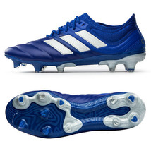 Adidas Copa 20.1 Firm Ground FG Football Boots Soccer Cleats Blue EH0884 - $175.99