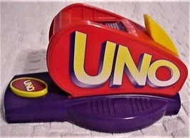 Vintage MATTEL UNO Card Launcher Has Been Tested - $22.95