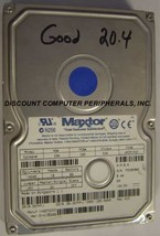 20.4GB 7200RPM ATA-100 3.5IN IDE MAXTOR 52049H3 Free USA Ship Our Drives Work