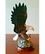 Vintage The crosa collection American Bald Eagle Rare - $74.25