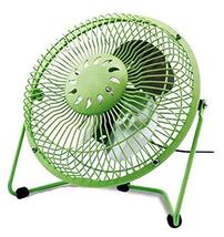 Mini Fan,Portable Fan, USB Fan, Desktop Fan-Green - $27.97