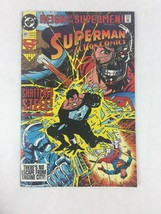 Superman in Action Reign 691 Sep 93 Comic Book DC Comics - $8.59