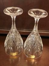 """Cristal D Arques Wine Glass  7-1/4"""" Tall Crystal - $21.29"""