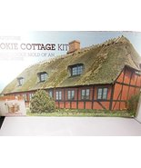 Heartstone Cookie Cottage Kit Ceramic Cookie Mold of an Historic House F... - $45.53