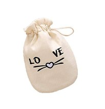 Brige Cute Hot Water Bottle with Comfortable Cloth Cover Portable, 22 * ... - $17.92