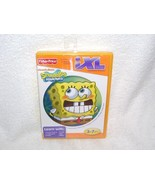 Fisher Price iXL Learning System SPONGEBOB SQUAREPANTS Software NEW & SE... - $10.96
