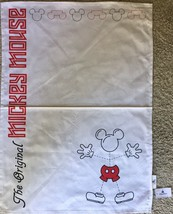 Original MICKEY MOUSE Kitchen Dish Tea Towel  Disney Parks Authentic NEW w/Tags - $5.95