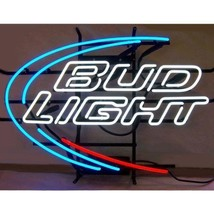 Bud Light Beer Neon Light Bar Sign V51 (multiple size available) 3-Year ... - $90.00+