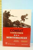 Combat Commander Mediterranean GMT Games Unpunched Award Winner 2007 - $64.35