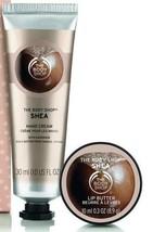The Body Shop Shea Soft Hands Cream & Lip Butter Gift Set 2 Pc - $19.99