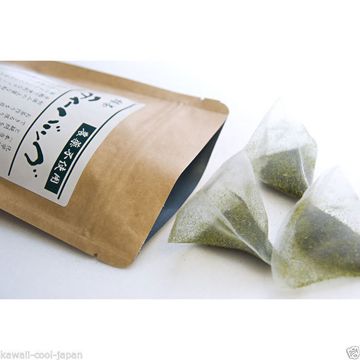 [JAS CERTIFIED] Organic Spring Green Teabag (2g*15bags) from Mie, Japan