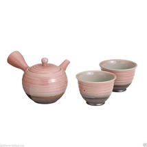 [VALUE] Tokoname Kyusu Set : ISSHIN - 1 Pot, 2 Cups from Aichi pref, Japan - $74.79
