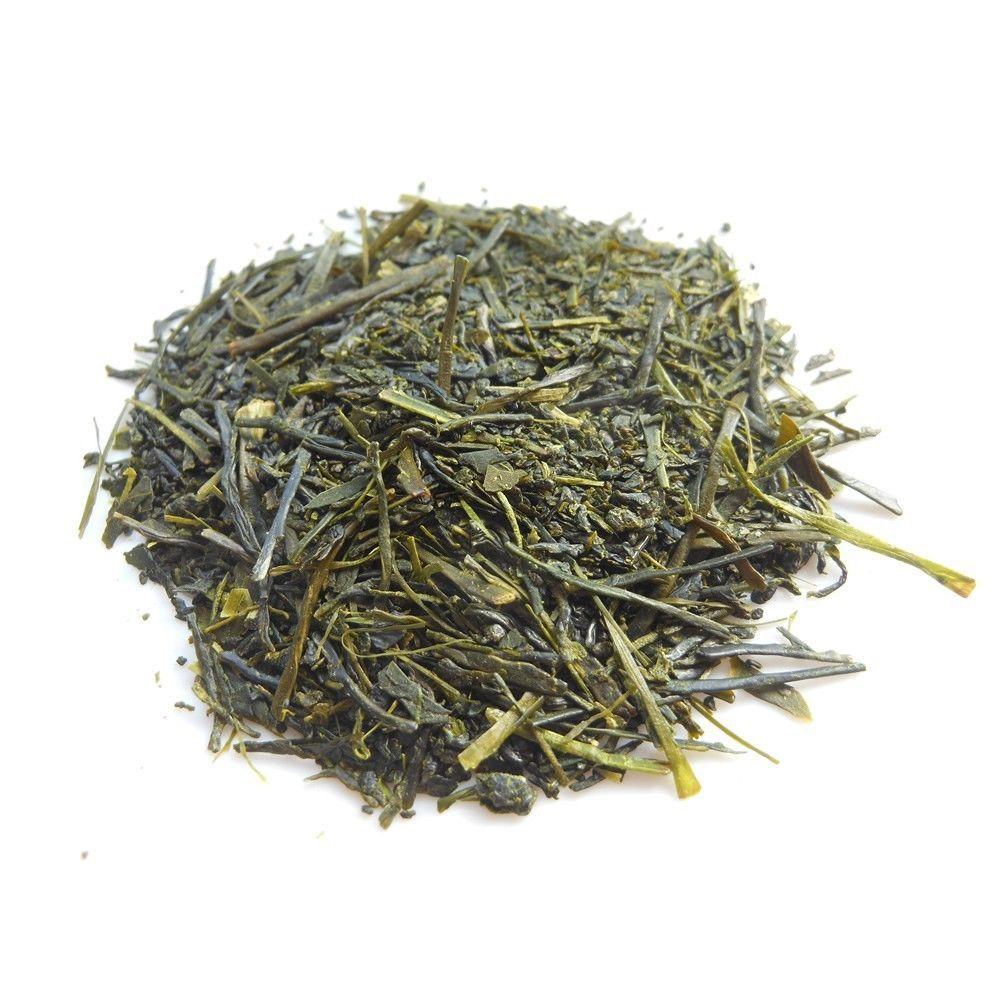 YOCO TEA: ZERO residual agricultural chemicals: Deep steamed Mori green tea 500g
