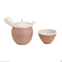 [Premium/VALUE] Tokoname Kyusu Set: JUNZO MAEKAWA - 1 Pot 1 Cup from Aic... - $170.54