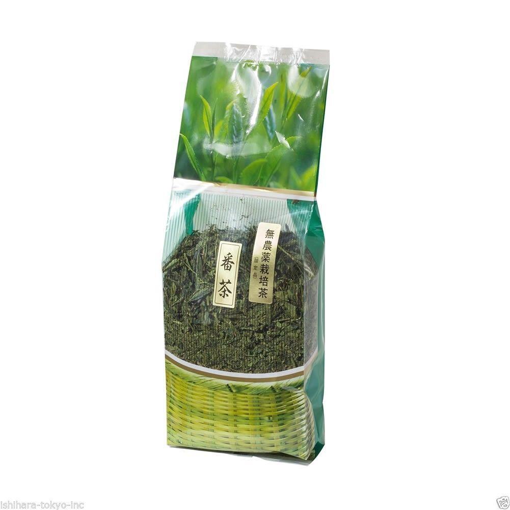 [VALUE/Agrochemical-Free] OTA TEA : Ureshino Autumn Bancha 2kg (200g*10bags) EMS