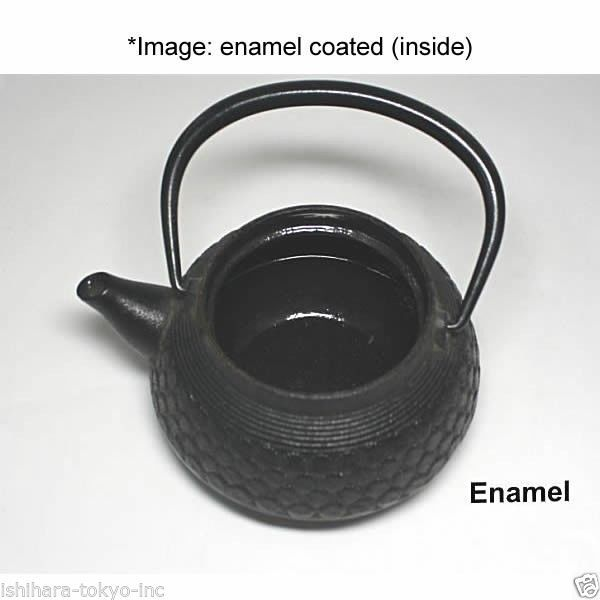 Nanbu Tetsubin - Hakkaku (Octagon) - 0.3 Liter : Japanese Cast Iron Tea Pot