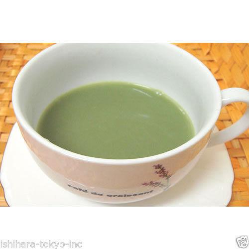 [Polyphenol] Matcha Kuromame Kinako Powder (Black Soybean & Soybean Flour) 120g