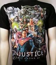 Injustice Todo Grupo Batman Joker DC COMICS Superhéroe Camiseta S-3XL - $20.68