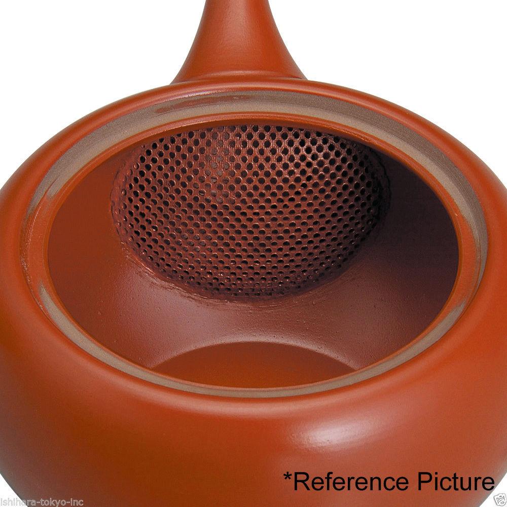 [Premium/VALUE] Tokoname Kyusu Set : Gyokko - 1 Pot, 1 Cooling Bowl, 5 Cups