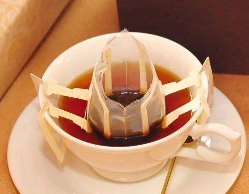 SANCHA TEA : HighQuality Gift - Drip type includes 3 teas with Wrapping & Ribbon