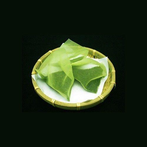 Chakouan: [Slim Tin] Imari Green Tea Bag 3g (0.1oz) *10bags with Gift Clear Case