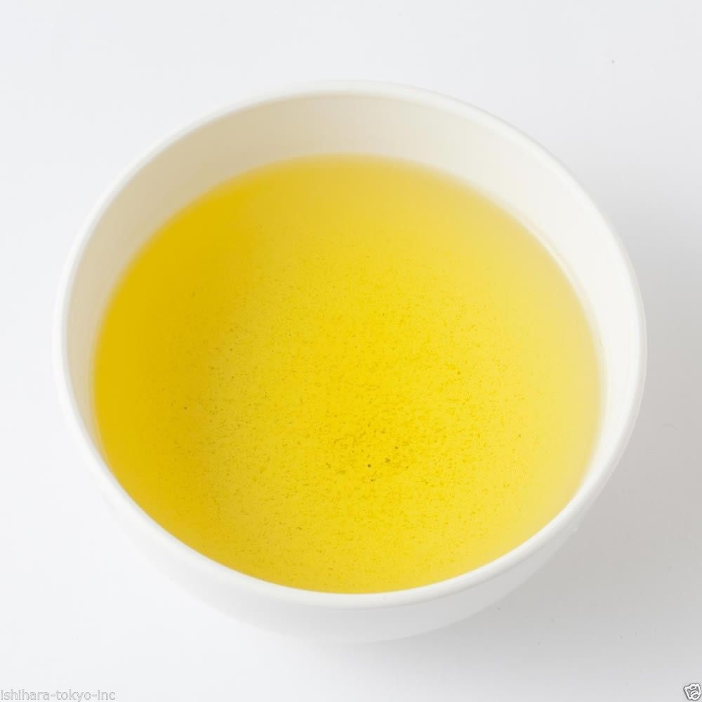 VALUE: Tea Professional's Tea Set with Bancha - Pot,Cooling bowl,Cup & Green tea