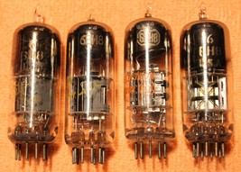 Vintage Radio Vacuum Tube (one): 6BH8 - Tested Good - $1.99