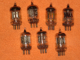 Vintage Radio Vacuum Tube (one): 3AL5 - Tested Good - $1.99