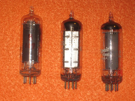 Vintage Radio Vacuum Tube (one): 6AS5 - Tested Good - $1.99