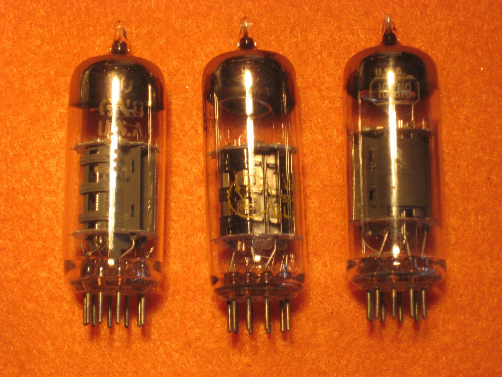 Vintage Radio Vacuum Tube (one): 10GN8 - Tested Good