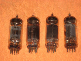 Vintage Radio Vacuum Tube (one): 6LF8 - Tested Good - $1.99
