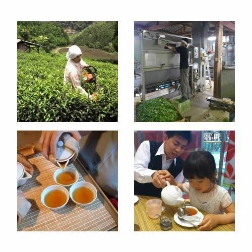Creha Tea : Mio 50 g (1.76 oz) Japanese pure black tea