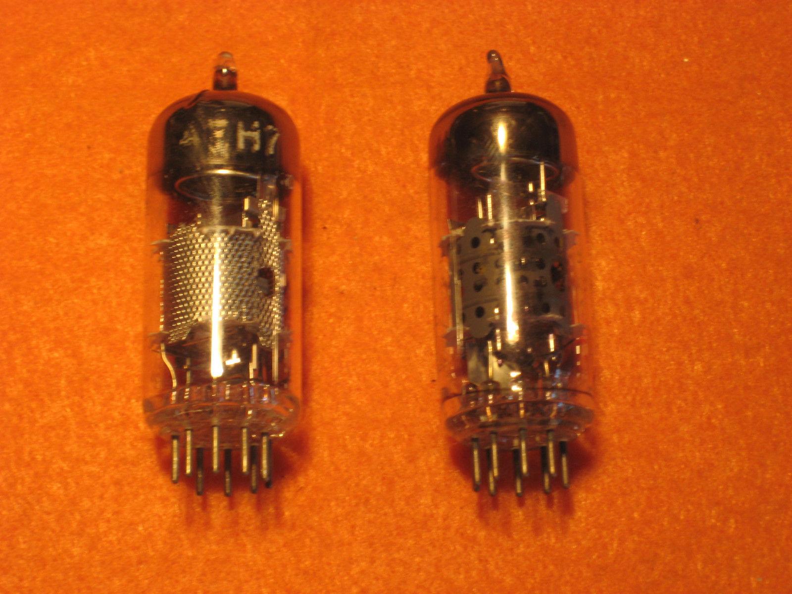 Vintage Radio Vacuum Tube (one): 4EH7 - Tested Good