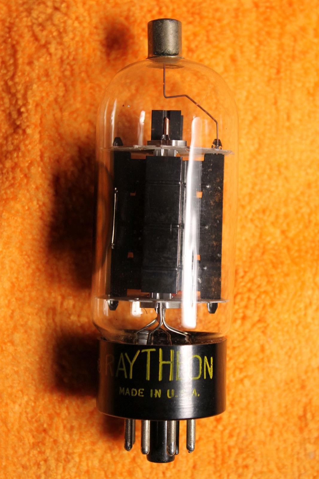 Vintage Radio Vacuum Tube (one): 25EC6 - Tested Good