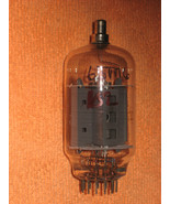 Vintage Radio Vacuum Tube (one): 6JM6 - Tested Good - $2.49