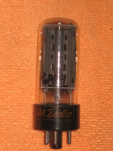Vintage Radio Vacuum Tube (one): 6AU4 - Tested Good - $2.89