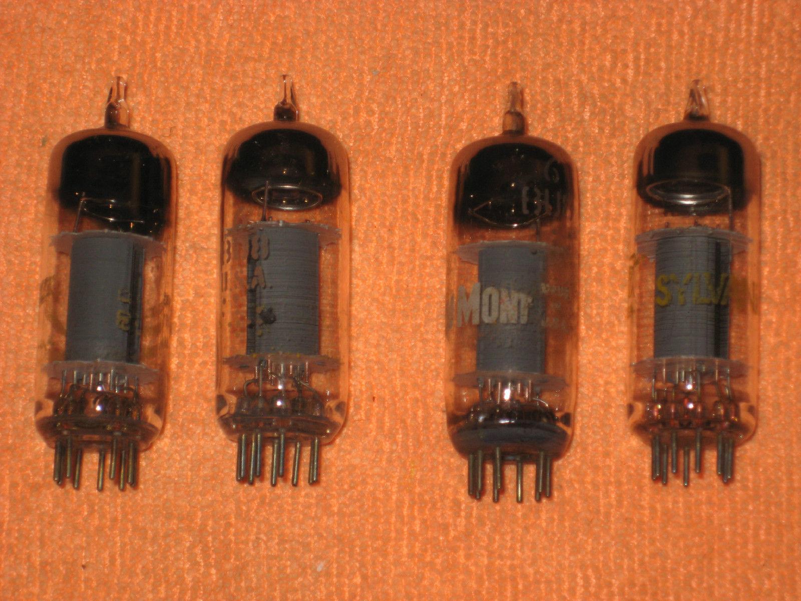 Vintage Radio Vacuum Tube (one): 6BU8 - Tested Good