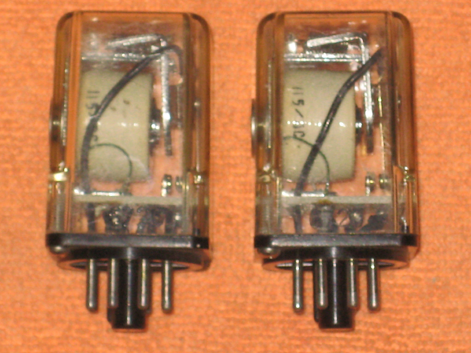 Vintage Relay, (one) Struthers-Dunn 214XAX48P, most likely 214XAX48P-115D