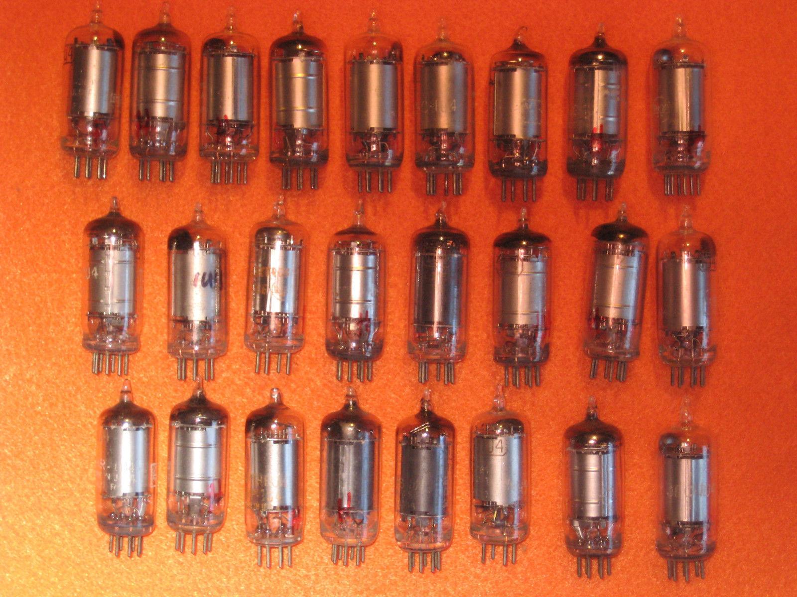Vintage Radio Vacuum Tube (one): 1U4 - Tested Good