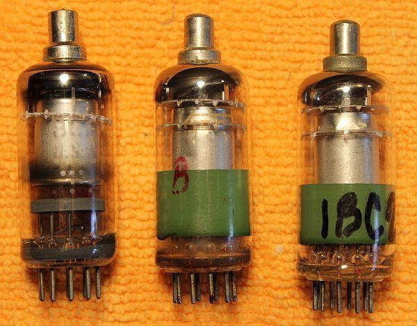 Vintage Radio Vacuum Tube (one): 1BC2 - Tested Good
